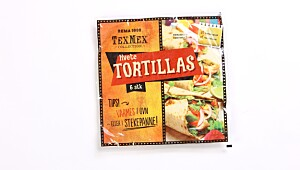 Hvete Tortillas