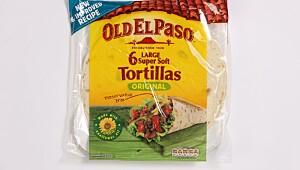 Old El Paso Tortillas Flour