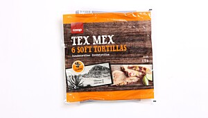 Coop Soft tortillas