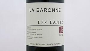 La Baronne Les Lanes 2012