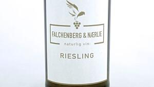 Falchenberg & Nærlie Riesling 2013