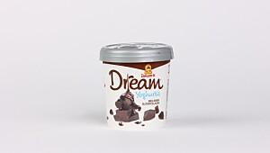 Dream Yoghurtis belgisk sjokolade