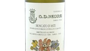 Vajra Moscato d'Asti 2013