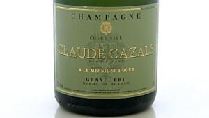 Claude Cazals Blanc de Blancs Grand Cru Cuvée Vive Extra Brut