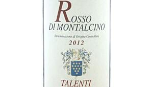 Talenti Rosso di Montalcino 2012
