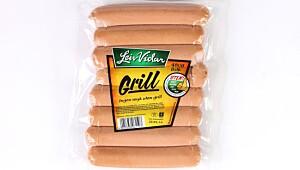 Leiv Vidar grill