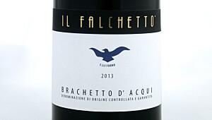 Il Falchetto Brachetto d'Acqui 2013