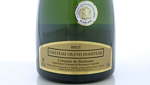 Ch. Grand Housteau Crémant de Bordeaux Brut