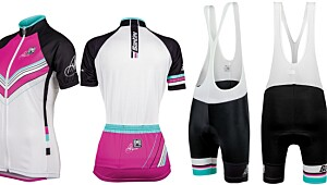 Santini Anna Meares Special TDU 2014 Bibshorts/Jersey