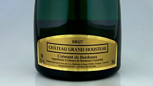 Ch. Grand Housteau Crémant de Bourgogne Brut