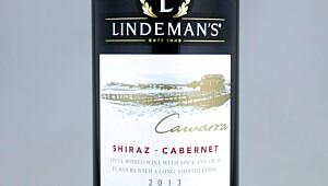 Lindeman's Cawarra Shiraz-Cabernet 2013