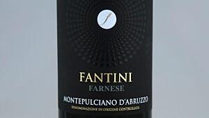 Fantini Farnese Montepulciano d'Abruzzo 2013
