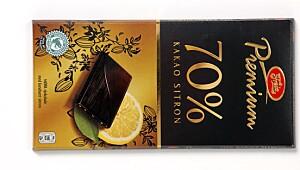 Freia Premium sitron 70 %