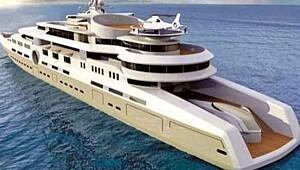 Her er verdens største yacht