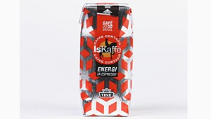 IsKaffe Energi Caffe Cortado
