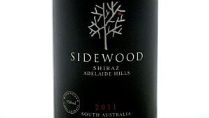 Sidewood Estate Shiraz 2011