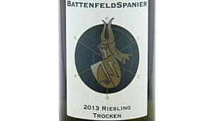 Battenfeld-Spanier Estate Riesling 2013