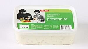 First Price Potetsalat