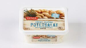 Denja Potetsalat Crème Fraiche