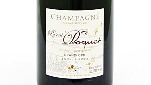 Pascal Doquet Grand Cru Blanc de Blancs Extra Brut