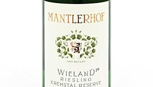 Mantlerhof Wieland Riesling Reserve 2012