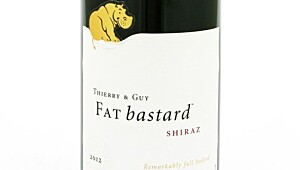 Fat Bastard Shiraz 2012