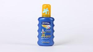 Nivea sun Kids caring sun spray, faktor 20