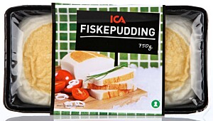 ICA Fiskepudding