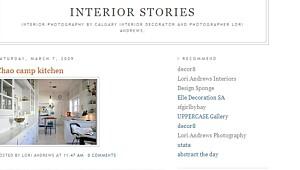 Interior Stories