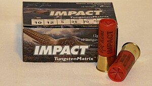 Impact Tungsten Matrix (US 5)