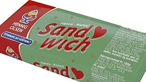 Sandwich Pistasj