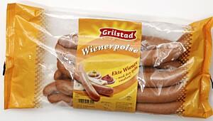 Grilstad wiener