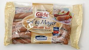 Gilde Go' og mager wienerpølser