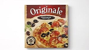 Originale Pepperoni & Oliven