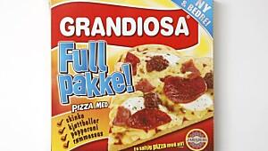 Grandiosa Full pakke