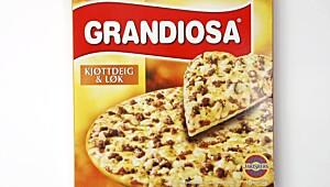 Grandiosa Kjøttdeig & Løk