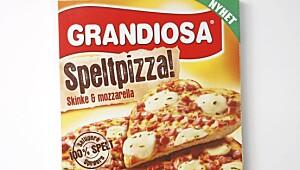 Grandiosa speltpizza