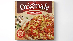 Pizza Originale Capricciosa