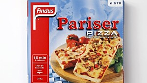 Findus Pariserpizza