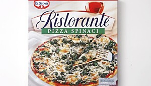Dr. Oetkers Ristorante Spinaci