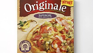 Pizza Originale Superiore