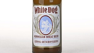 White Dog. Norwegian Wheat Beer