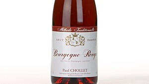 Chollet Bourgogne Rouge Brut Tradition