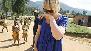 Sterkt møte med Rwanda