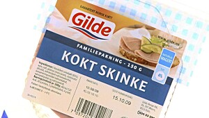 Gilde kokt skinke