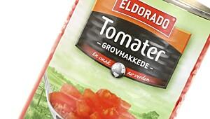 Eldorado hakkede tomater