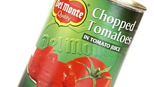 Del Monte Chopped Tomatoes