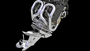 Range Rovers V6 på hekken