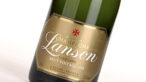 Lanson Gold Label 1998 brut
