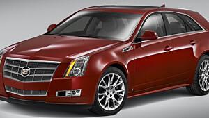 Cadillac som er sær, sexy og praktisk